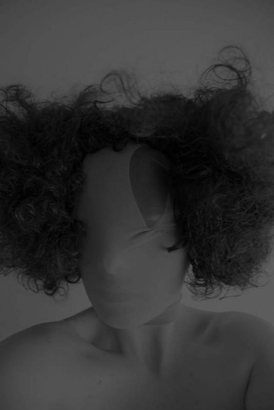 The Nude Clown III, 2010, Imagem impressa a jacto de tinta sobre papel, 70x100 cm