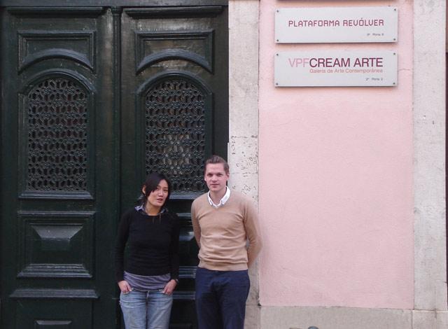 Vienne Chan (CN) e Daniel Hoflund (SE)